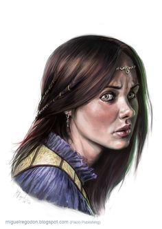 garota Aventura CaLuCe: o enigma da Vila do Herege, parte 1