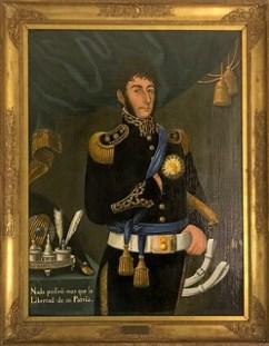 General José de San Martín 1818