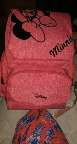 Disney Mickey & Minnie Diaper Bag Backpack photo review