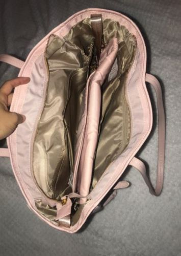 Baby Diaper Bag Tote with Shoulder Strap, Changing Pad & Stroller Straps photo review