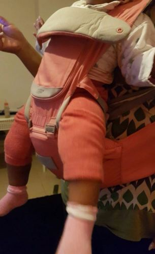 9 in 1 Baby Carrier Ergonomic Hipseat & O-Type Legs photo review
