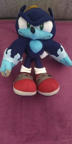 Sonic The Hedgehog Plush Toy photo review