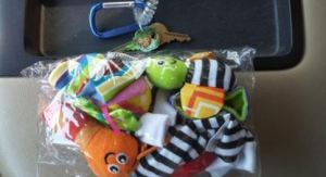 Baby Wrist and Foot Rattles Socks Toys photo review