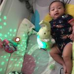 Baby Plush Toy Night Light Projector & Music photo review