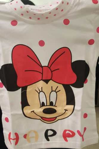 Baby Disney Pajamas Clothes Winter Set photo review