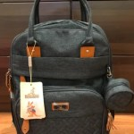 All in One Baby Diaper Bag Backpack with Pacifier Holder & Stroller Straps photo review
