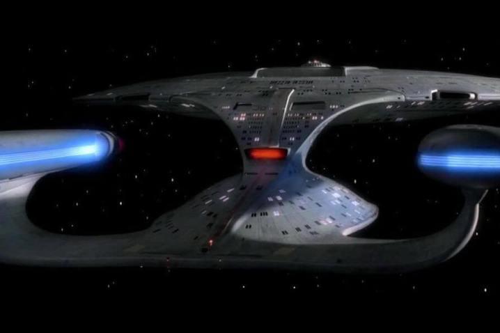 Asuntos internos en la Federación Galáctica