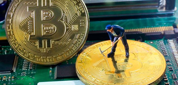 Comienza a minar bitcoin mientras navegas en Internet