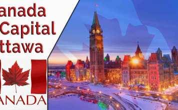 Canada Capital Ottawa Canada Population
