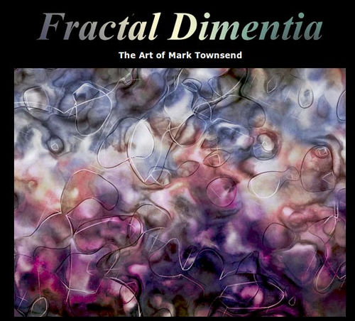 fractal dimentia front page art by Mark Townsend