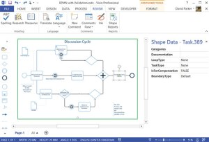 Exporting Diagrams from Visio 2013