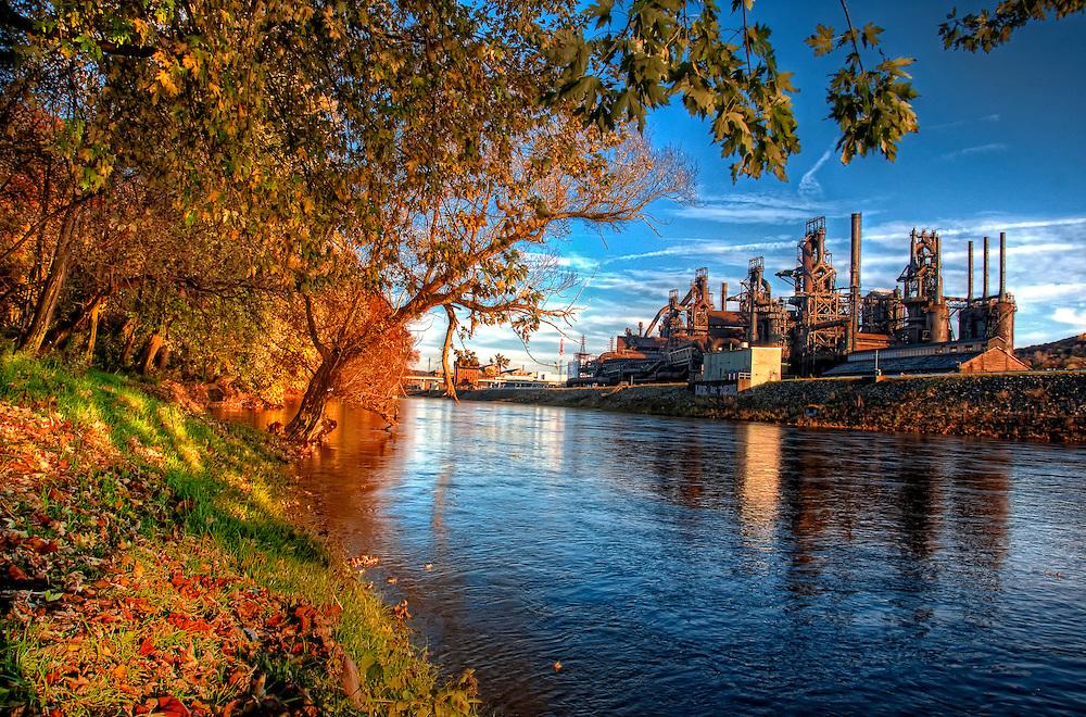 Steel Stacks Bethelehem, PA