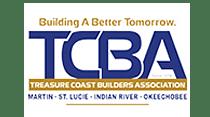 TCBA logo.
