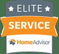 Home Advisor logo.