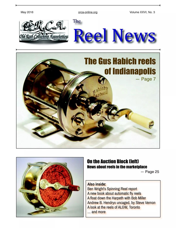 May 2016 Reel News Covera