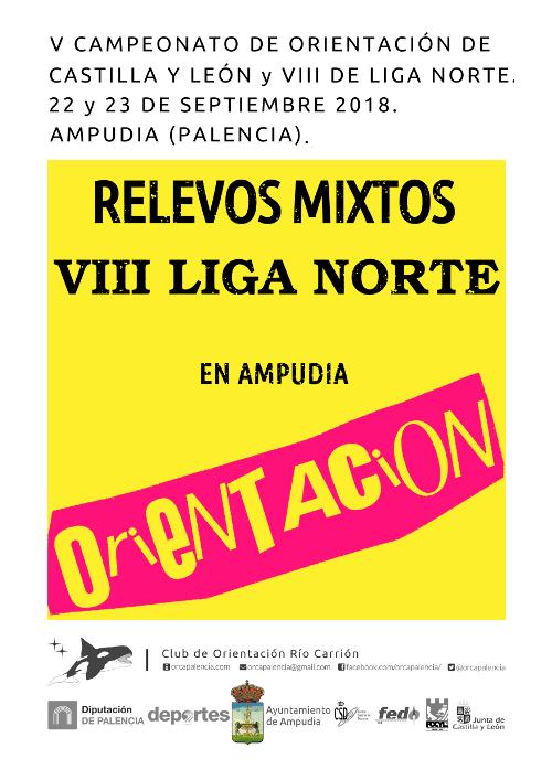 V Campeonato Castilla y León y VIII Liga Norte 2018 2018