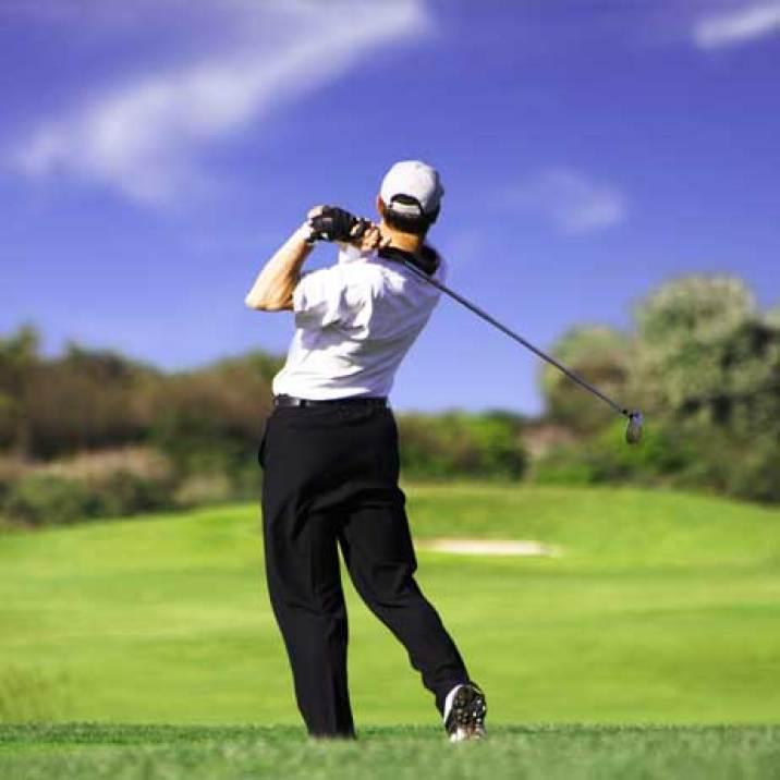 Golf Rehabilitation