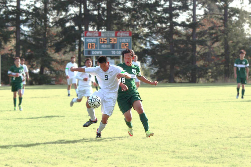 Boys Soccer Finishes in Top Eight in State