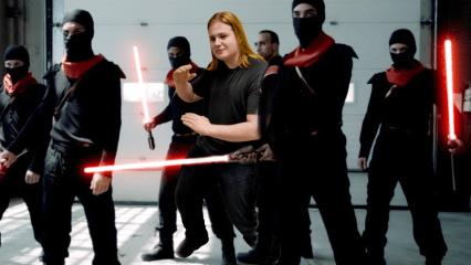 Ninja Jedi Smith