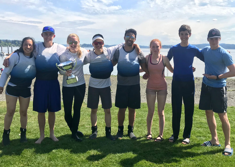 Victory for Sailing Club