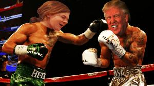 Haley Moss V. Donald Trump