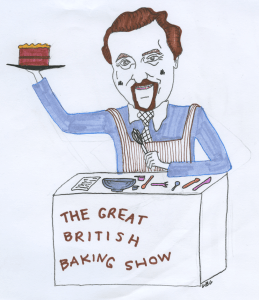 "Zimbardo in ""The Great British Baking Show"""