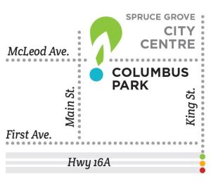 Columbus Park - Spruce Grove City Center