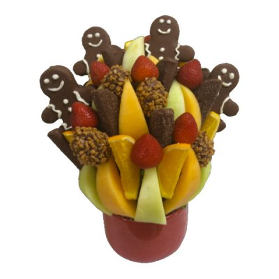 Catch me if you can! Edible Bouquet - Orchard Berry Arrangements