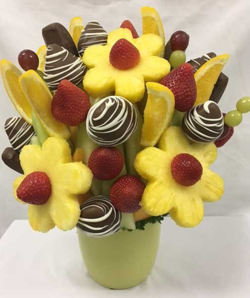 Orchard Berry Edible Bouquets - Orchard Berry Arrangements, Spruce Grove