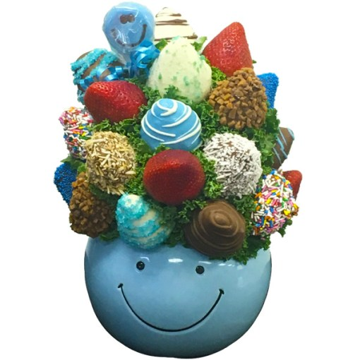 Just Smile - Orchard Berry Arrangements, Spruce Grove