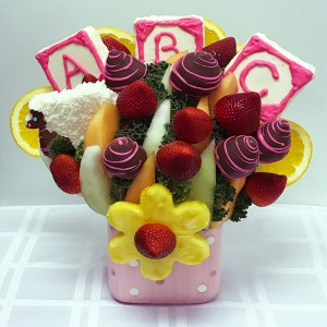 Pretty in Pink - Orchard Berry Arrangements, Spruce Grove