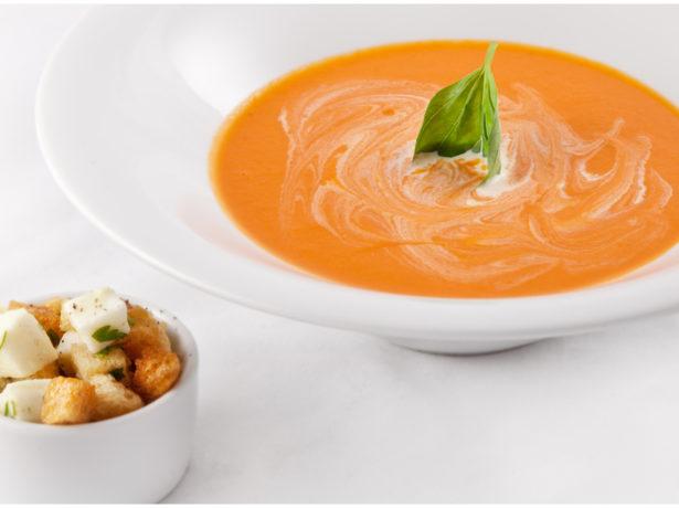 Томатный суп