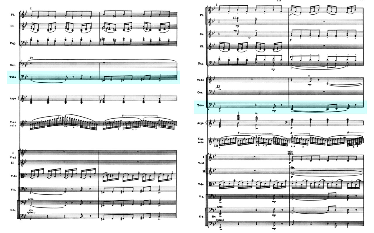 Tuba - Soloing - Orchestration Online
