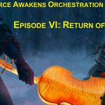 Star Wars: The Force Awakens Orchestration Review, Episode VI - Return Of The Jeté