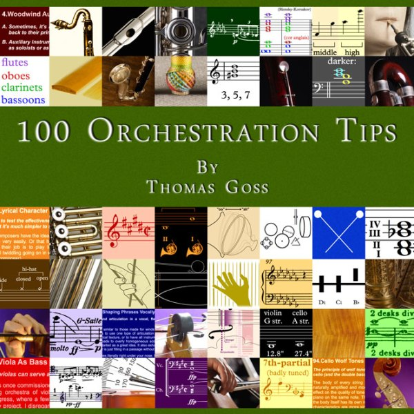 100 Orchestration Tips Cover