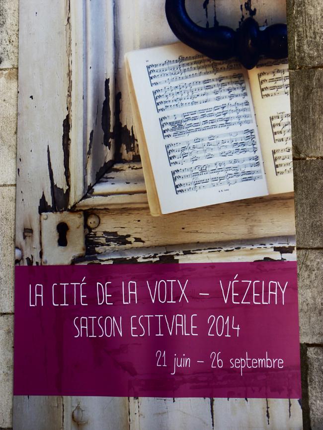 Cité de la Voix de Vézelay