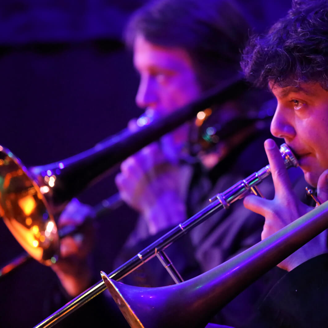 Pupitre de trombones