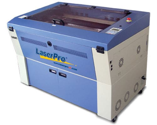 spitit laserpro laser cutting machine