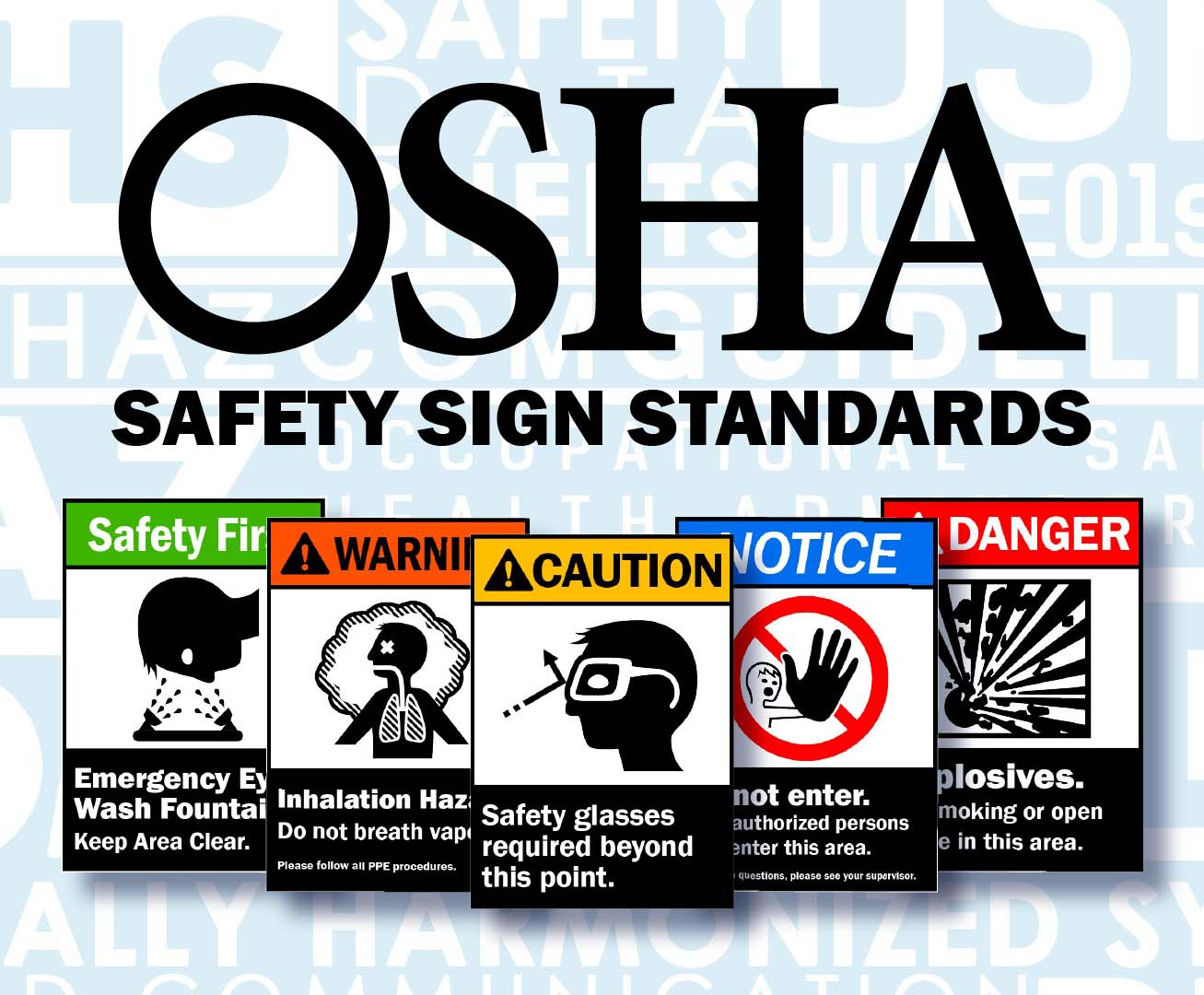 Safety Signs For Industries