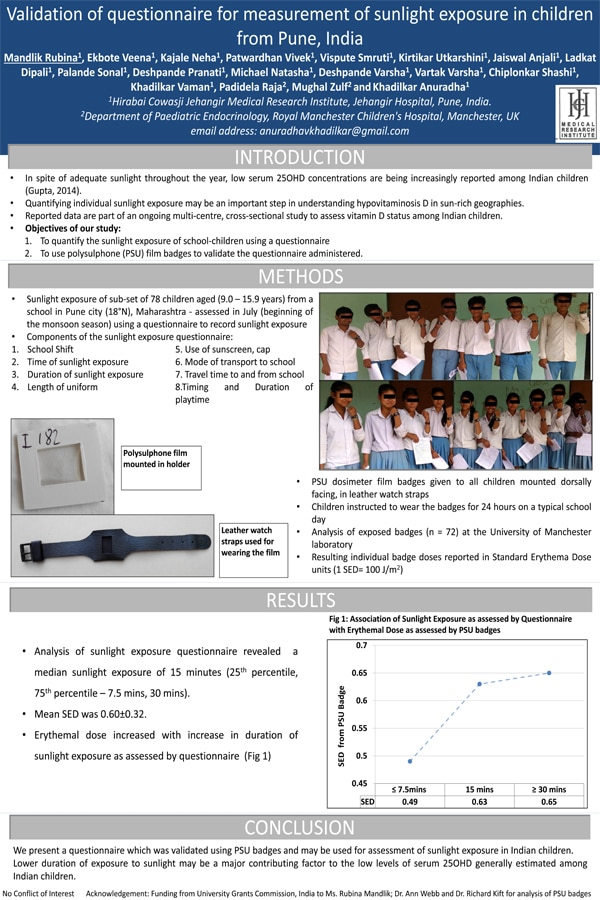 80 cms X 120 cms scientific posters design layout