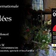 Expo Orchidées – Abbaye du Moncel -juin 2016