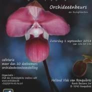 Bourse aux Orchidées Ronquières – sept 2018