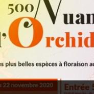 Exposition, 500 nuances d'Orchidées (Paris)