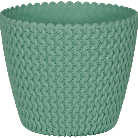 Hipster Knitted Pots