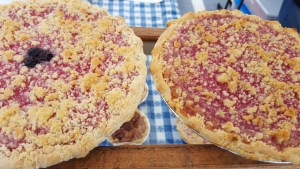 The Holidays are well over, time to treat yourself to a pie baked fresh by the Pie Guy!!