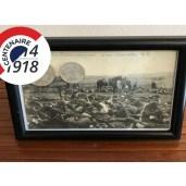CPA et pièces Argent 1914-1918