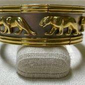 Bracelet OR 18k - Panthère - achat or bordeaux