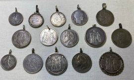 medaille en argent