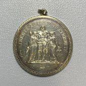 médaille Hercule