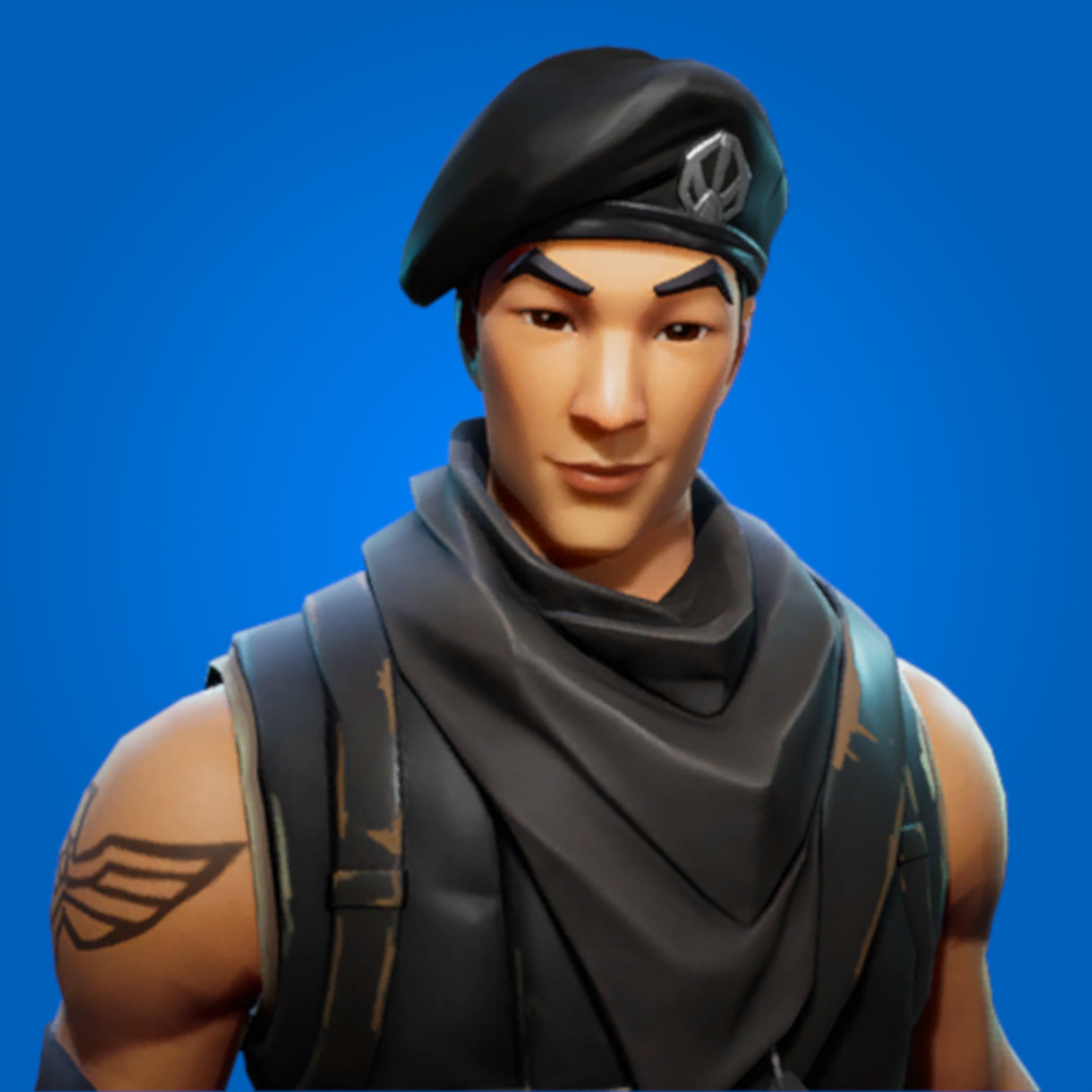 Fortnite Battle Royale Special Forces The